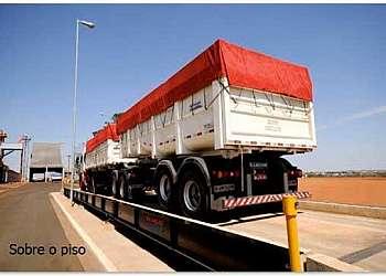 Celula de carga balança rodoviaria