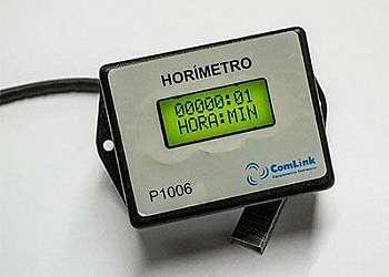 Comprar horímetro analógico