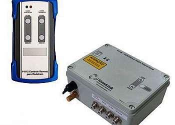 Controle remoto industrial para máquinas sp