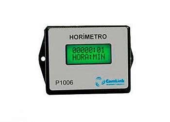 Fábrica de horímetro analógico